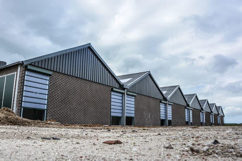 Nieuwbouw kalverstal IJhorst