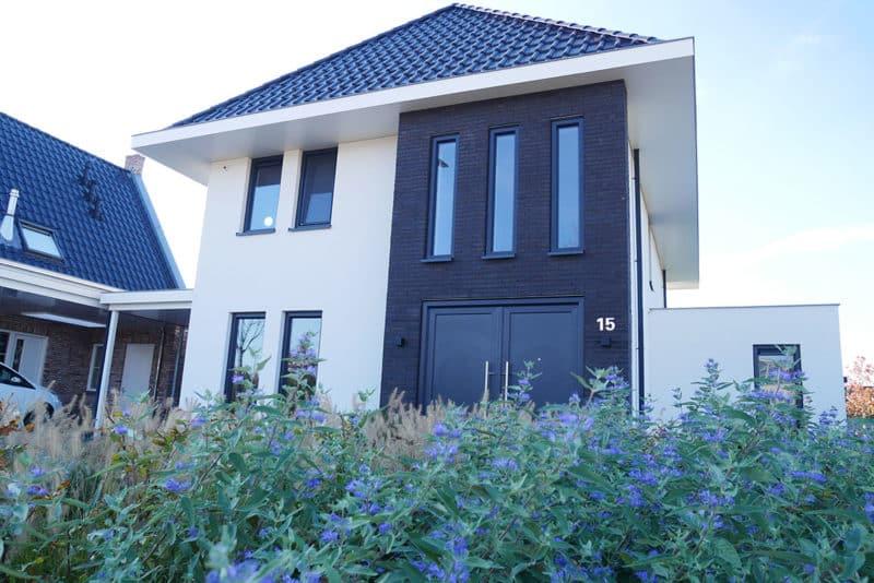 Nieuwbouw vrijstaande woning Raalte